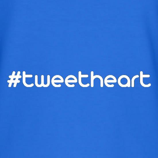 Tweetheart t shirt