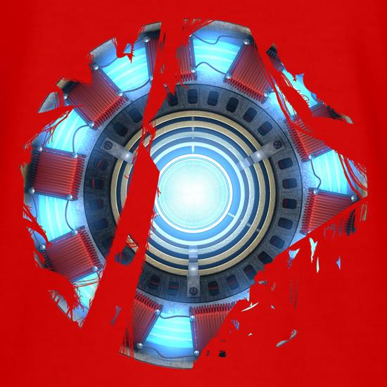 Arc Reactor t shirt