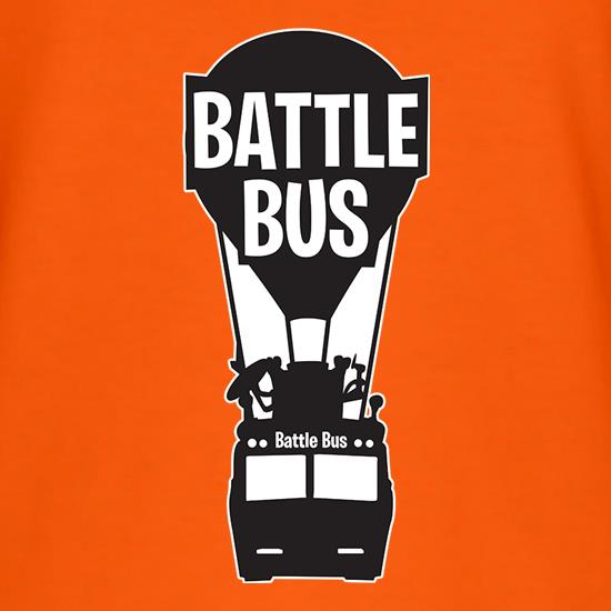 Battle Bus t shirt