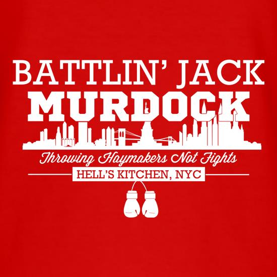 Battlin' Jack Murdock t shirt