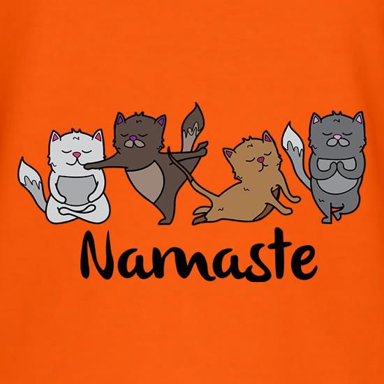 Cat Yoga t shirt