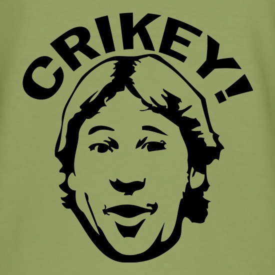 Crikey! its croc savin' time t shirt