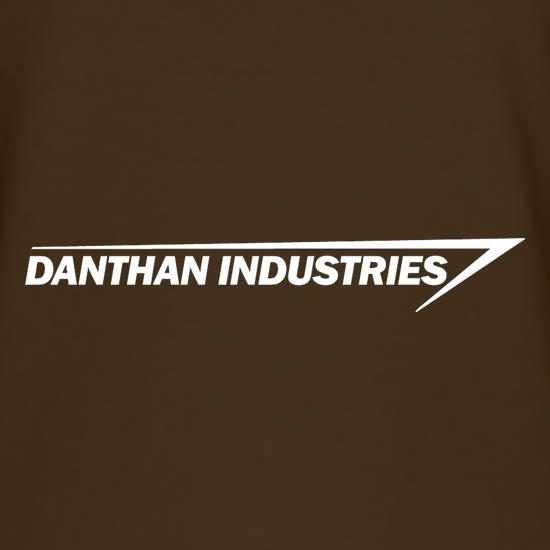 Danthan Industries t shirt