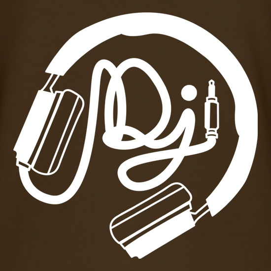 DJ Headphones t shirt