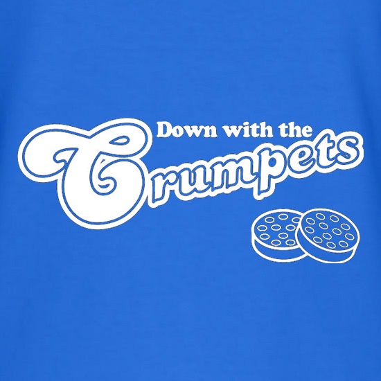 Down With The Crumpets t shirt