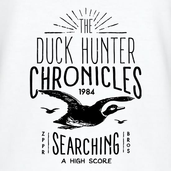 Duck Hunt Vintage t shirt