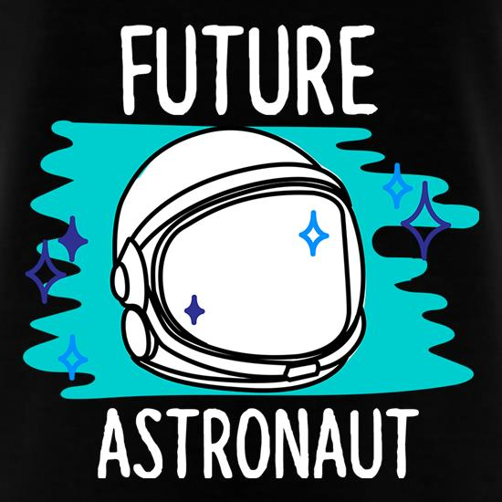 Future Astronaut t shirt