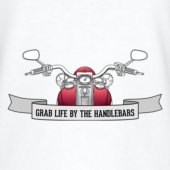 Grab Life By The Handlebars t shirt