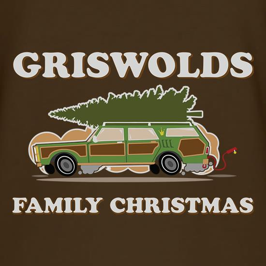 Griswold's Family Xmas t shirt