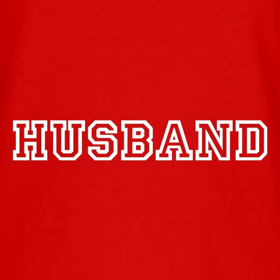 HUSBAND t shirt