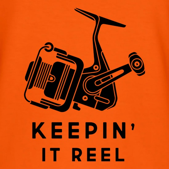 Keepin' It Reel t shirt