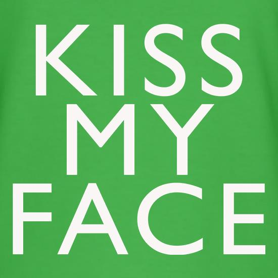 Kiss My Face - Partridge t shirt
