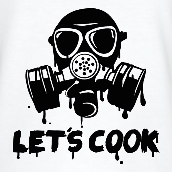 Let's Cook t shirt