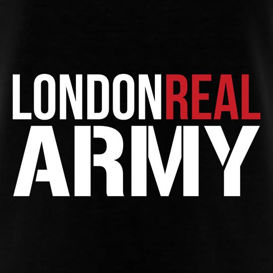 London Real Digital Freedom t shirt