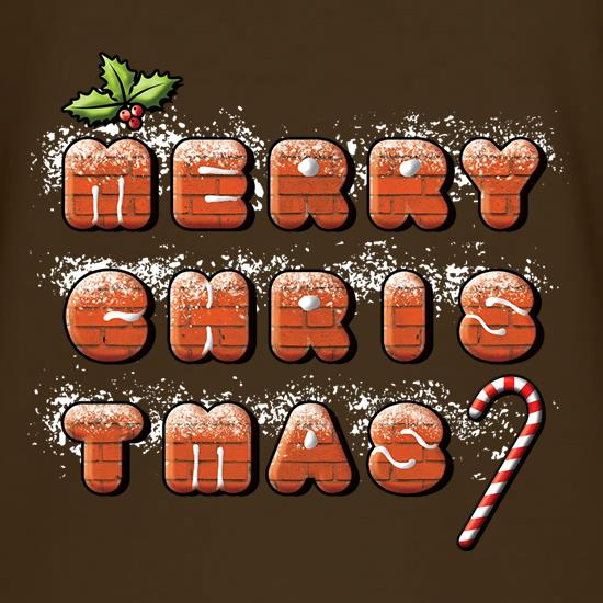 Merry Christmas Biscuits t shirt