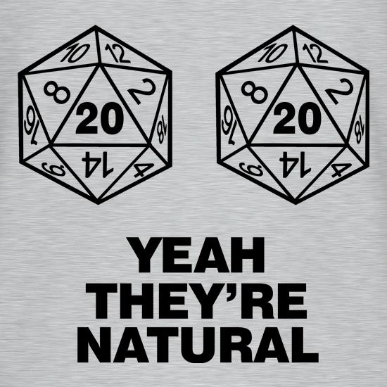 Natural Twenties t shirt
