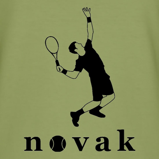 Novak Djokovic t shirt