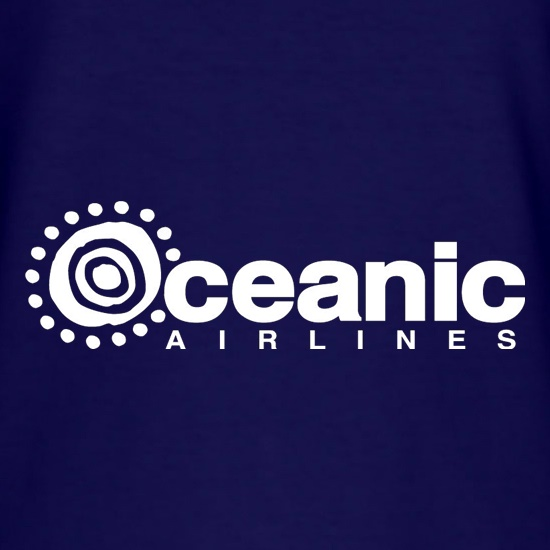 Oceanic Airlines t shirt