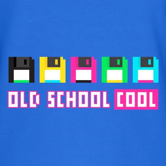 Old School Cool t shirt