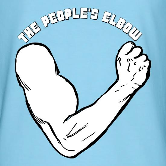 People's Elbow t shirt