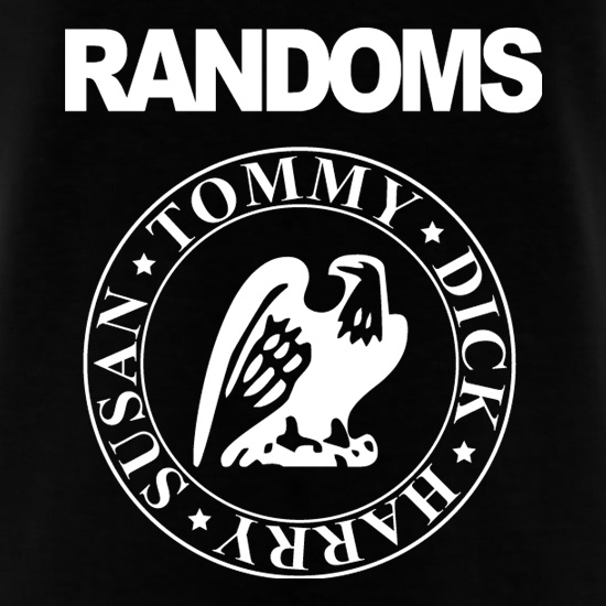 Randoms t shirt