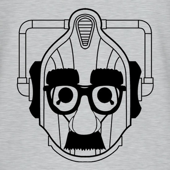 Robot in Disguise t shirt