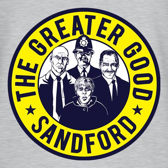 Sandford Neighbourhood Watch t shirt