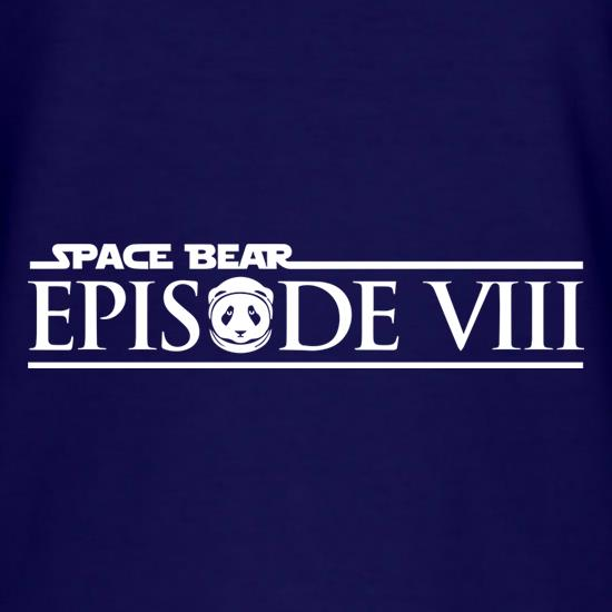 Space Bear: Episode 8 t shirt