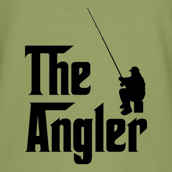 The Angler t shirt