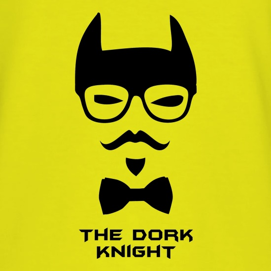 The Dork Knight t shirt