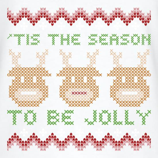 'Tis The Season To Be Jolly t shirt