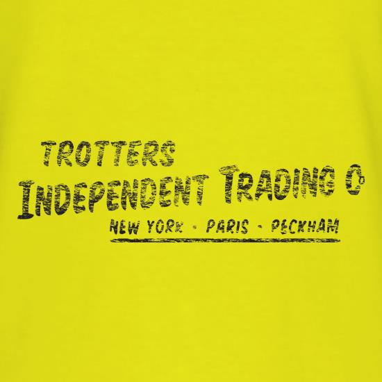 Trotters Independent Trading Co t shirt