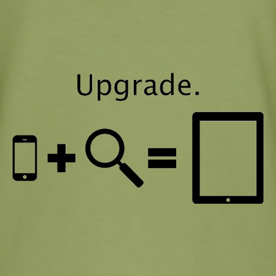 Upgrade t shirt