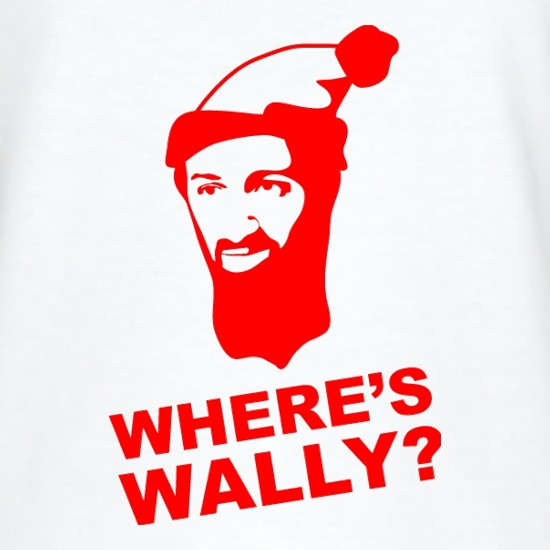 Where's Wally t shirt