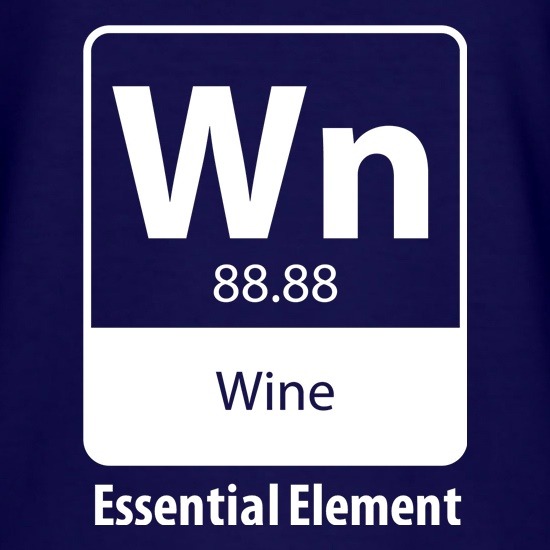 Wine - Essential Element t shirt